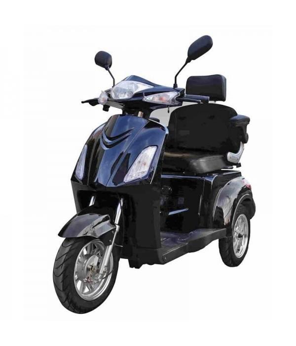 Elektromobil VITA CARE 1000, schwarz, Front