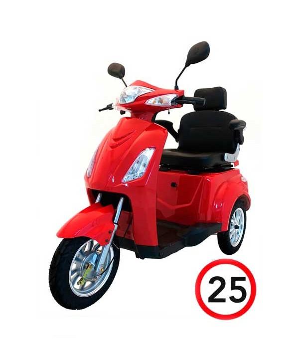 Elektromobil VITA CARE 1000, rot