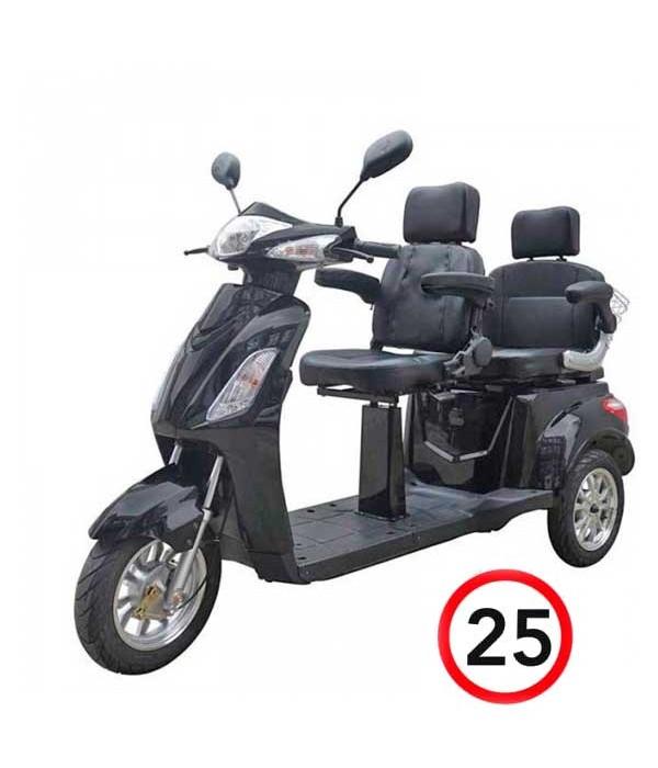 Elektromobil VITA CARE 2000, schwarz