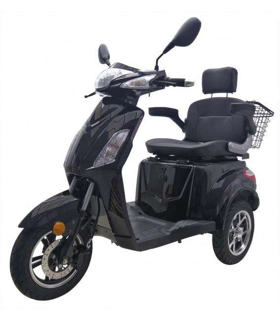 Seniorenmobil VITA CARE 1000 LI, 25 km/h, Lithium-Akku, schwarz